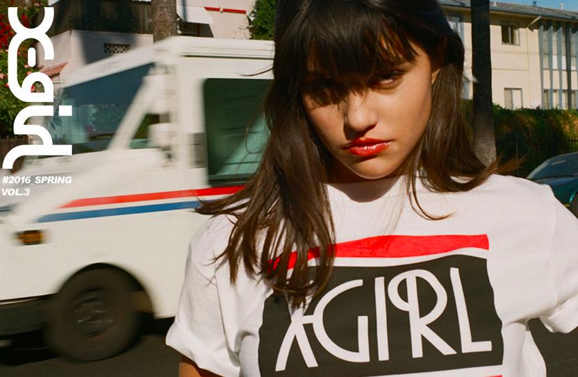 ストリート系 女子 ブランド