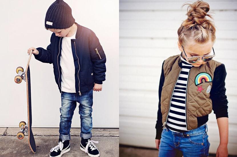 ストリート系 子供服