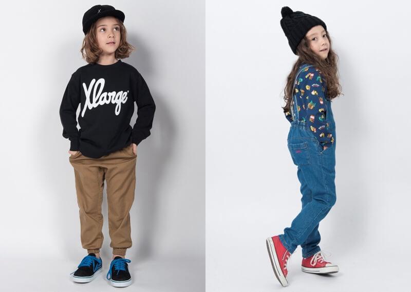 スケーターキッズ ファッション
